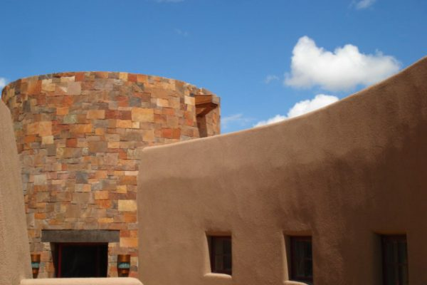 Bishops Lodge residential architect santa fe nm